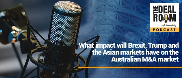 Impact of Geopolitical Events on Australian M&A Market
