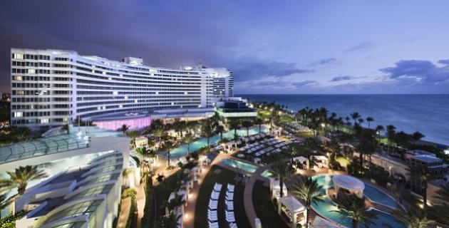 Fontainebleau Hotel Miami